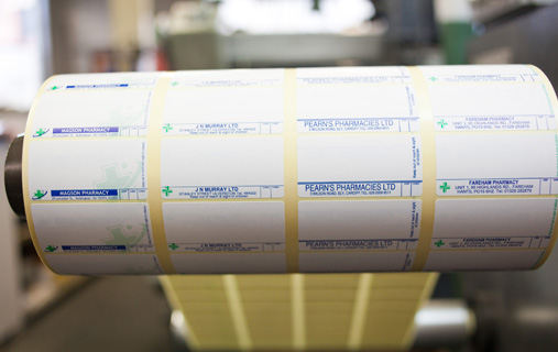 pharmacy-labels